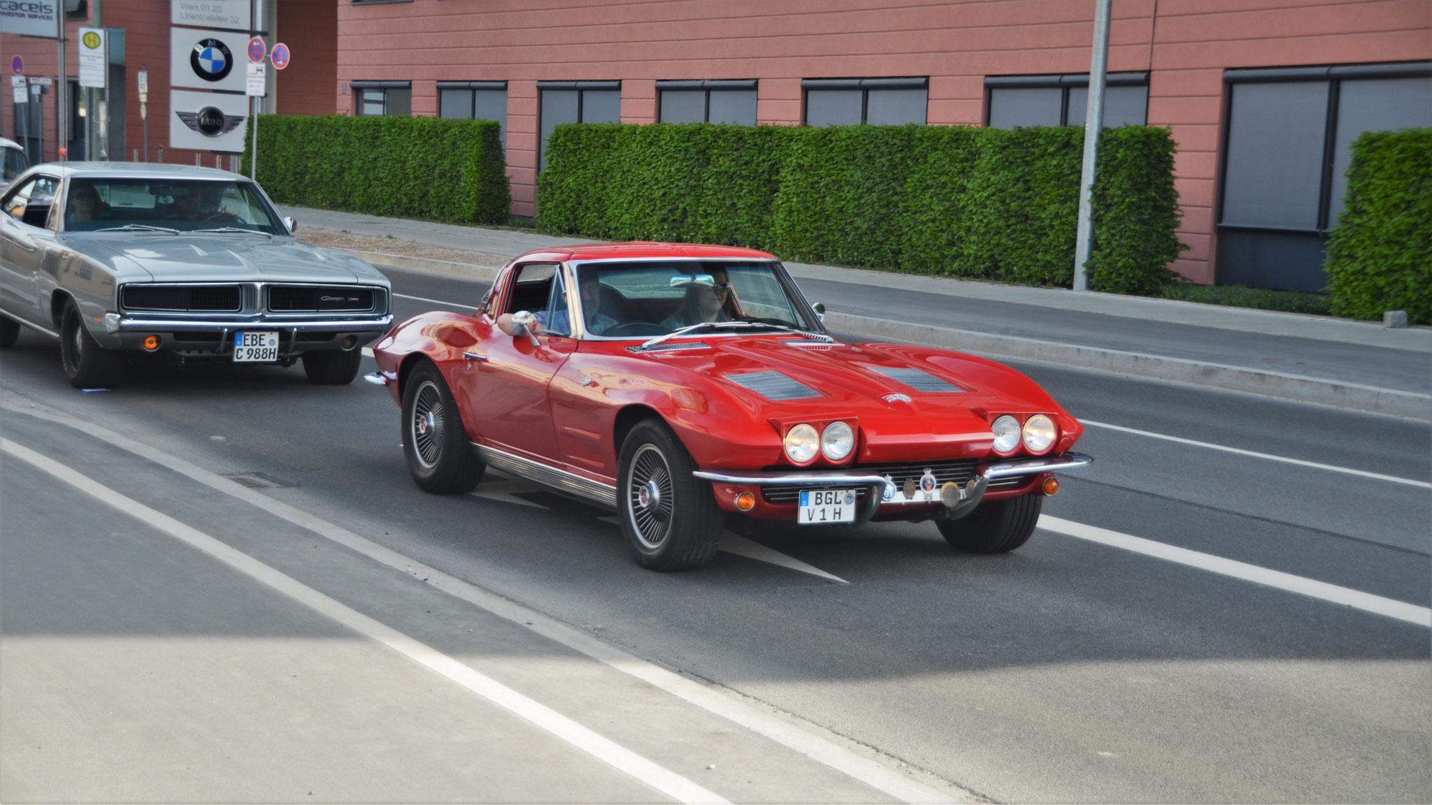 Chevrolet Corvette C2 - BGL-V-1H
