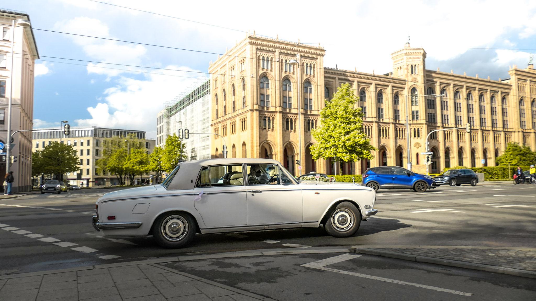 Rolls Royce Silver Shadow - M-XZ-30H