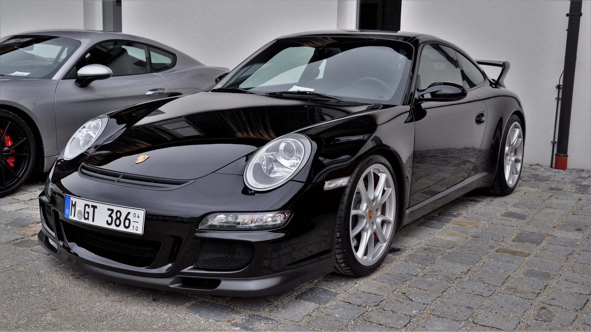 Porsche GT3 997 - M-GT-386