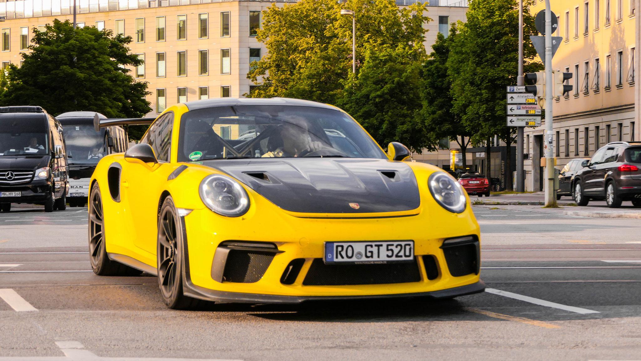 Porsche 911 991.2 GT3 RS - RO-GT-520