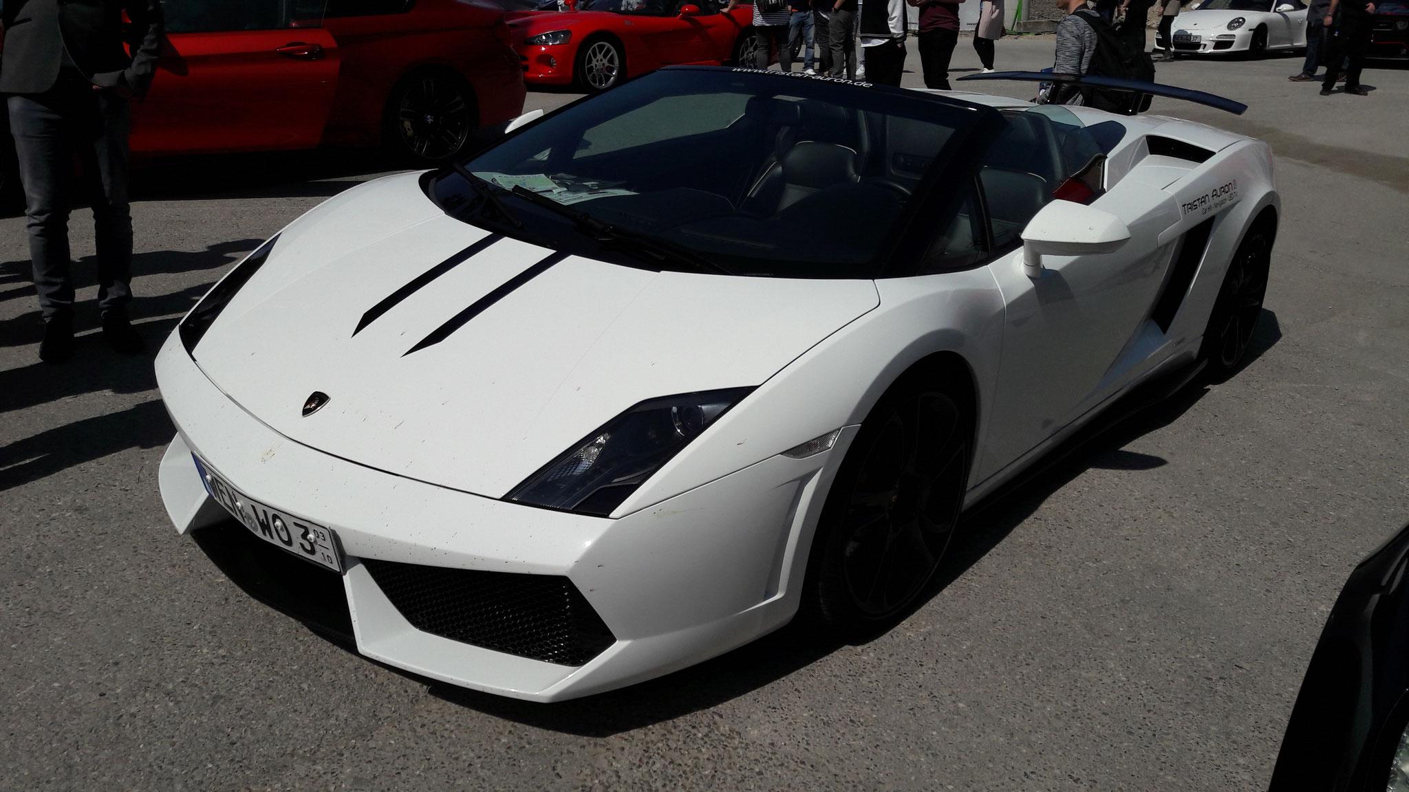 Lamborghini Gallardo LP 570-4 Performante - WEN-WO-3