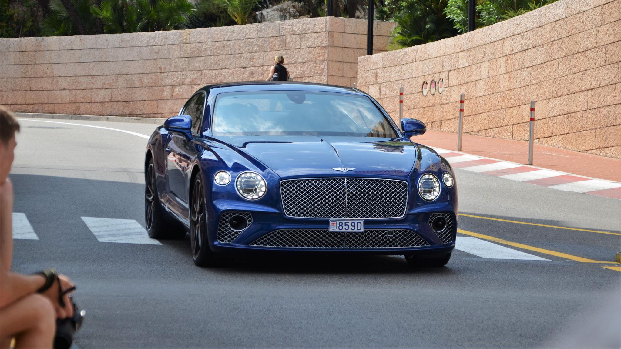 Bentley Continental GT - 859D (MC)
