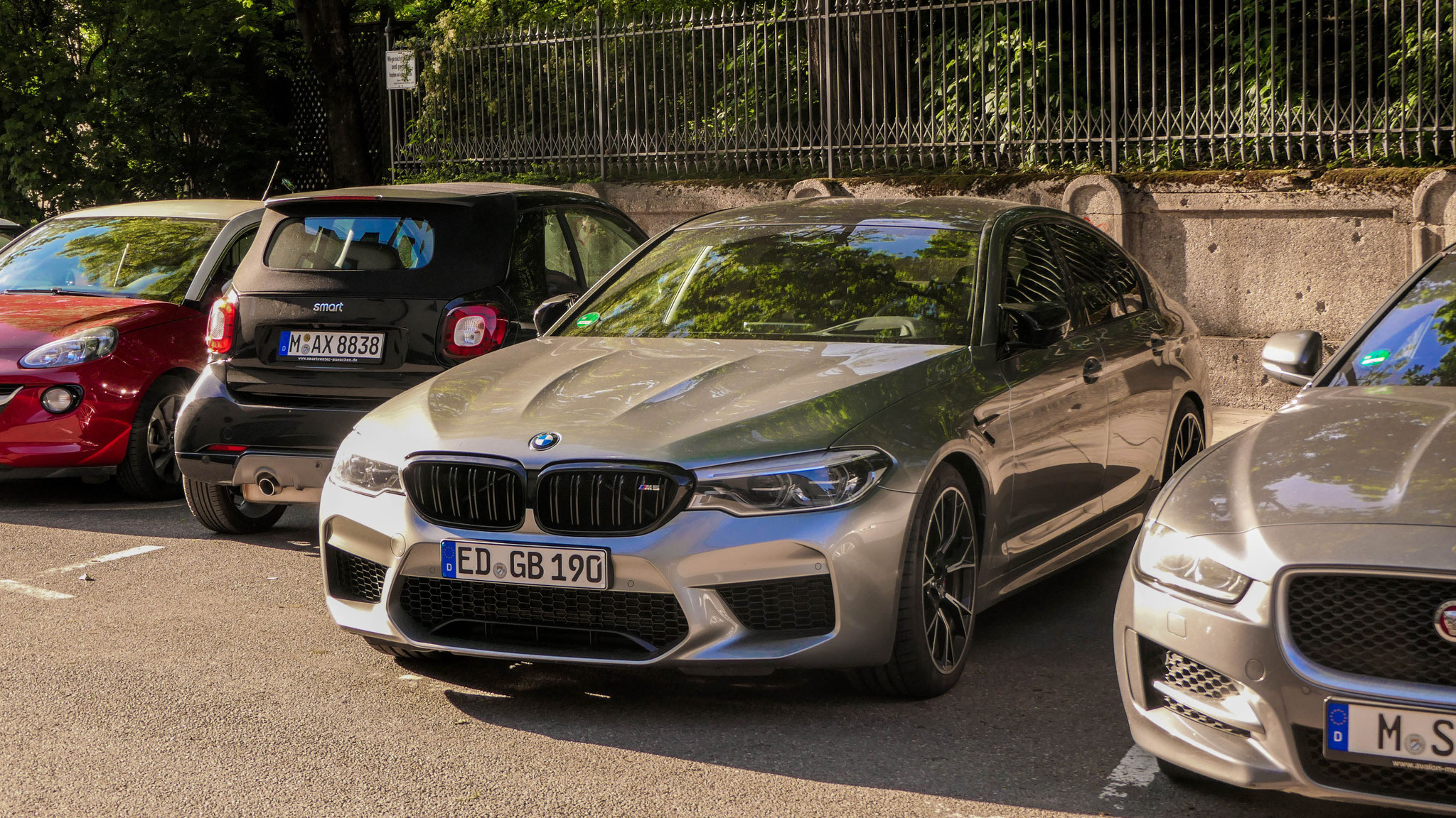 BMW M5 - ED-GB-190