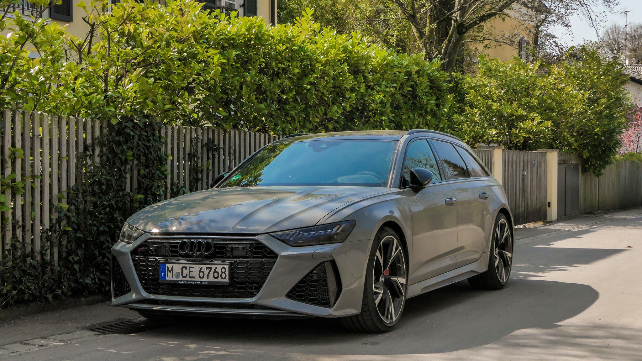 Audi RS6 - M-CE-6768