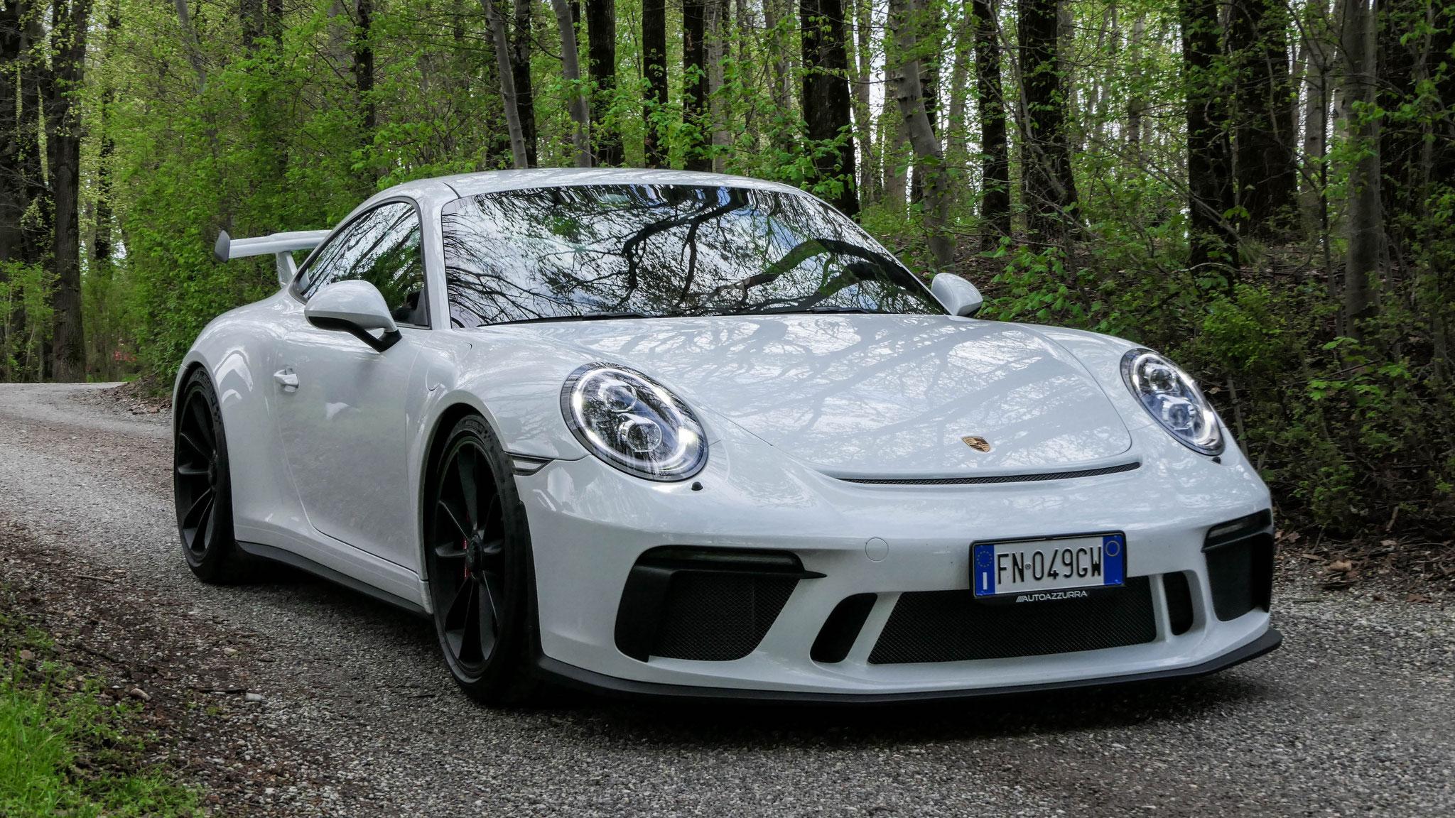 Porsche 991 GT3 - FN-049-GW (ITA)