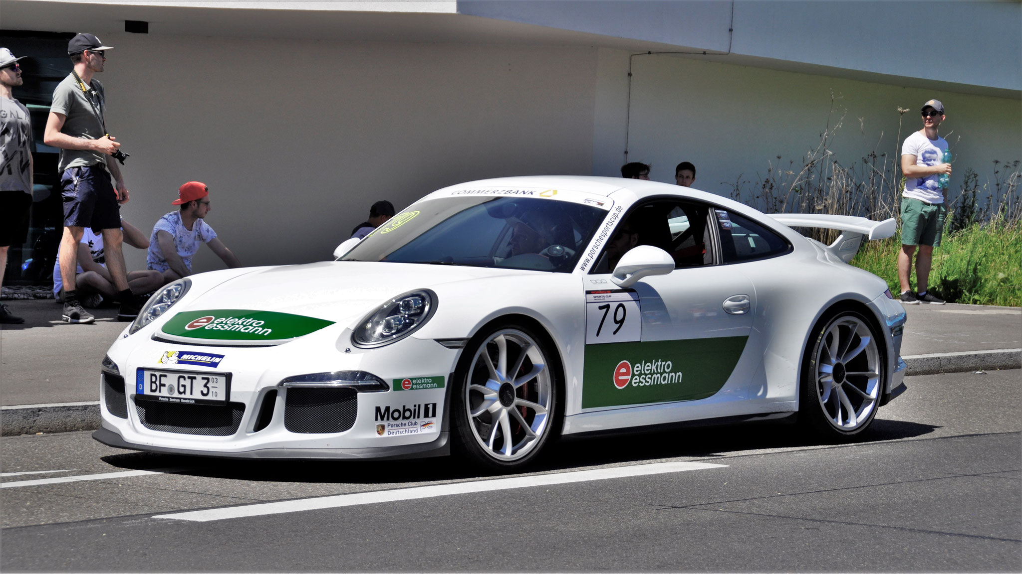 Porsche 991 GT3 - BF-GT-3