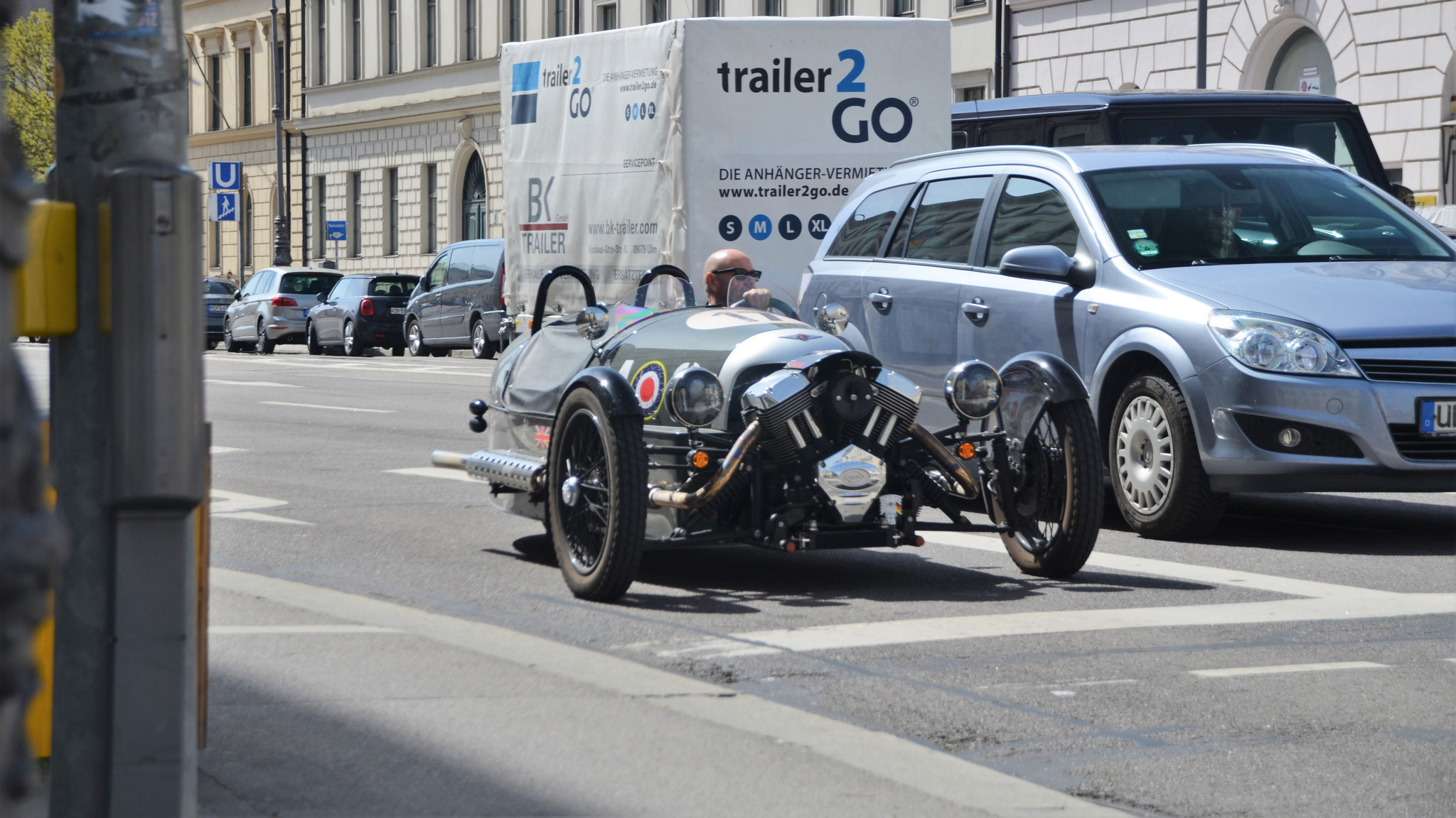Morgan Threewheeler - M-PO-3