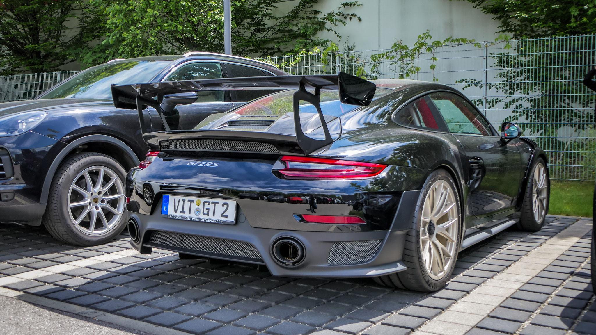 Porsche GT2 RS - VIT-GT-2