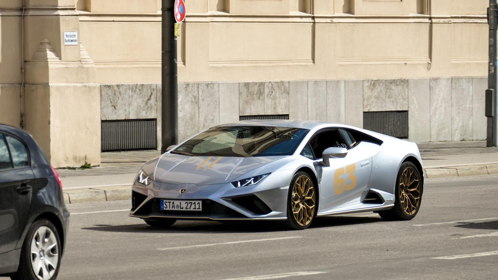 Lamborghini Huracan Evo RWD - STA-L-2711