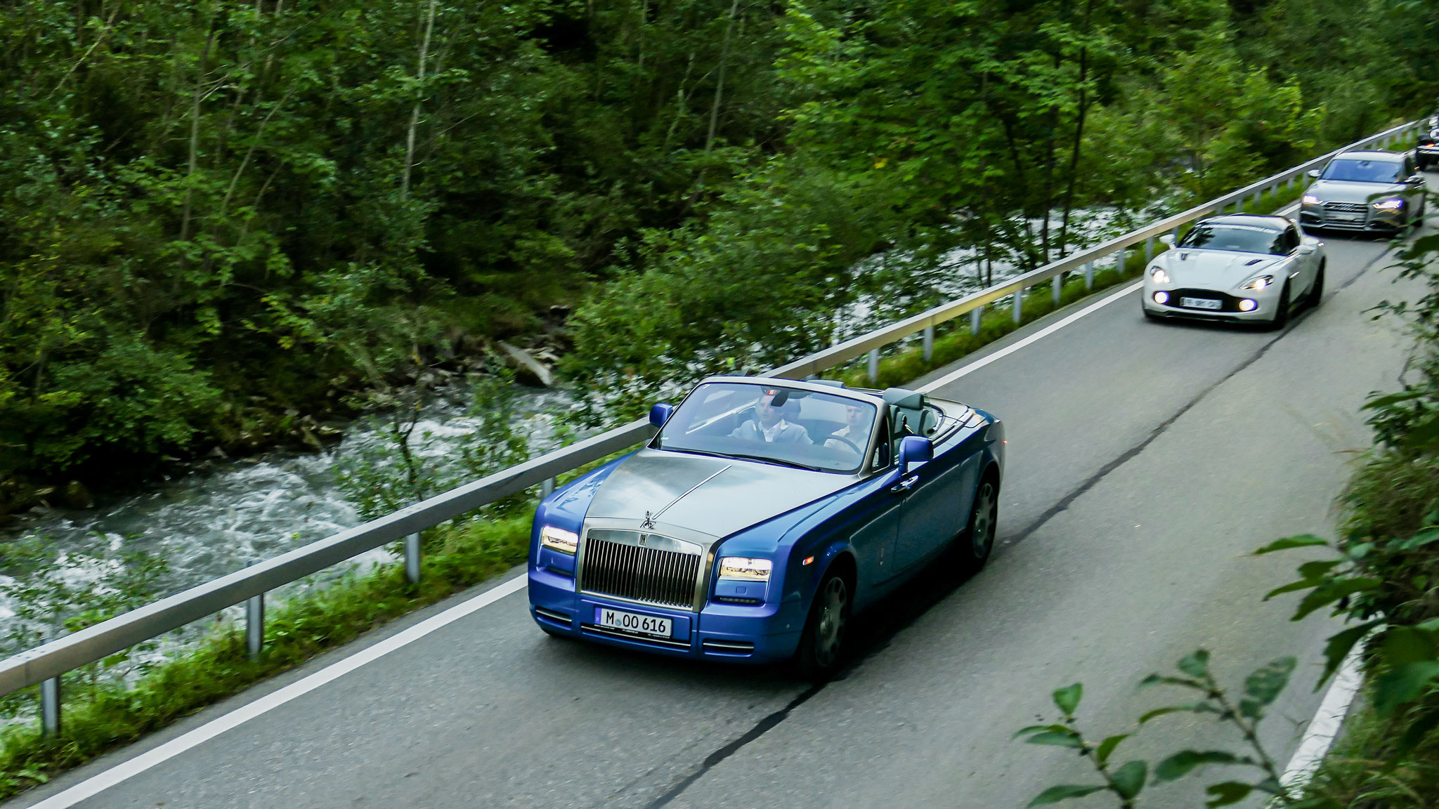 Rolls Royce Drophead - M-OO-616