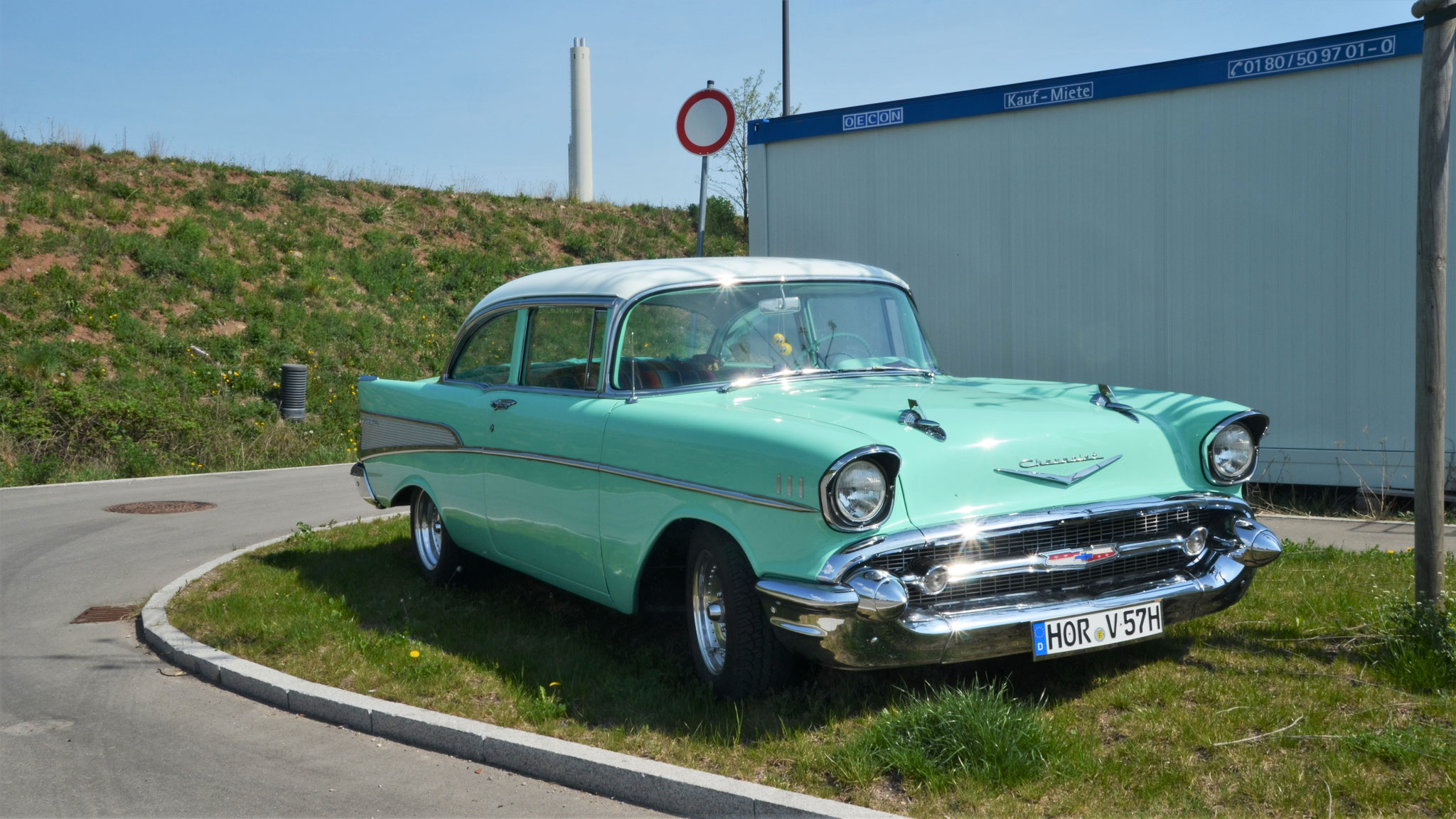 Chevrolet Bel Air - HOR-V-57H