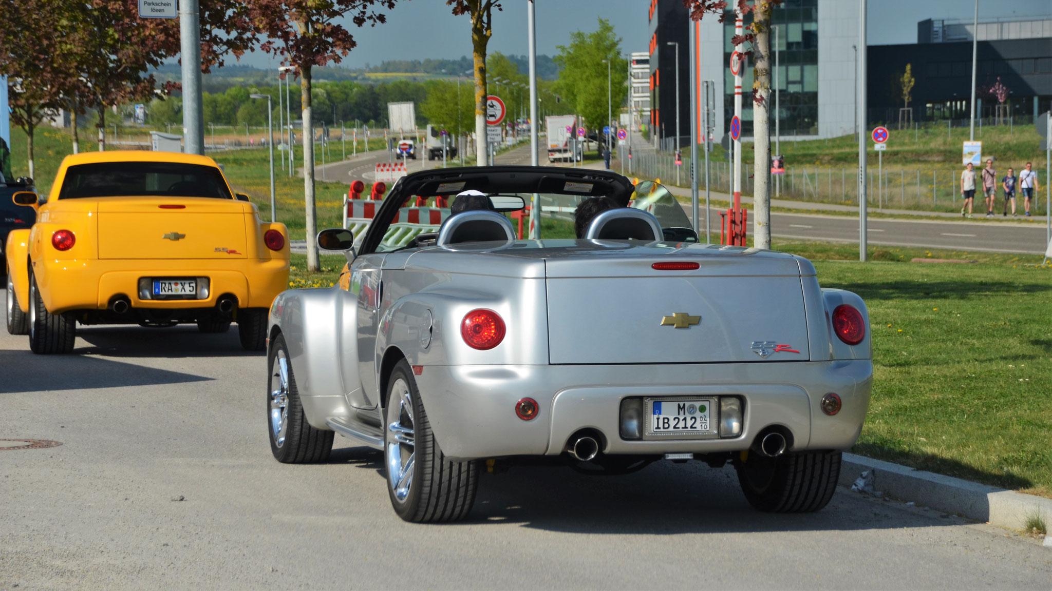 Chevrolet SSR - M-IB-212