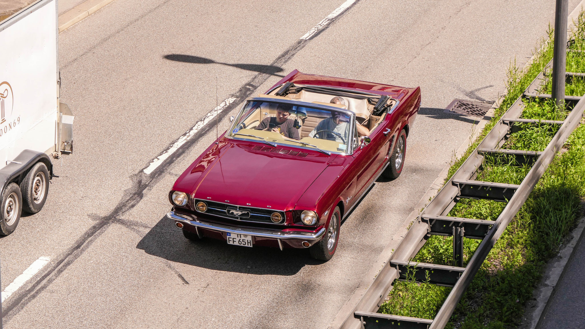 Mustang I - M-FF-65H