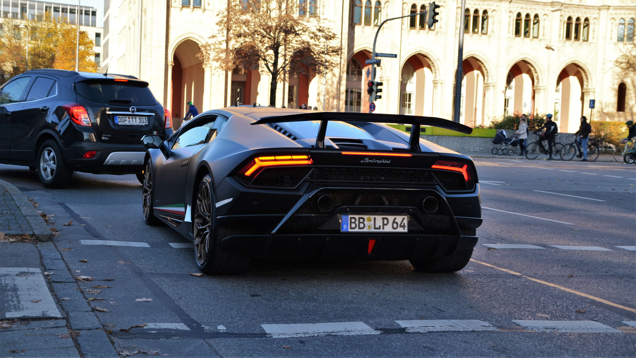 Lamborghini Huracan Performante - BB-LP-64