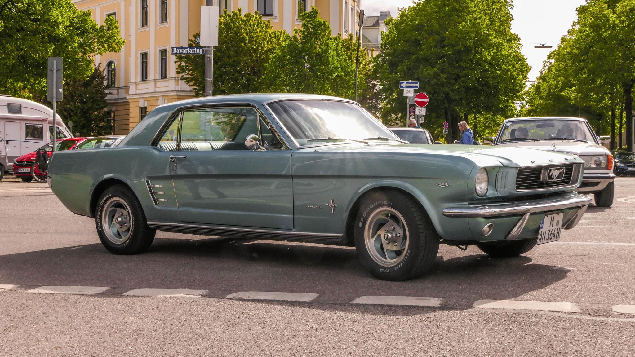 Mustang I - M-AN-364H