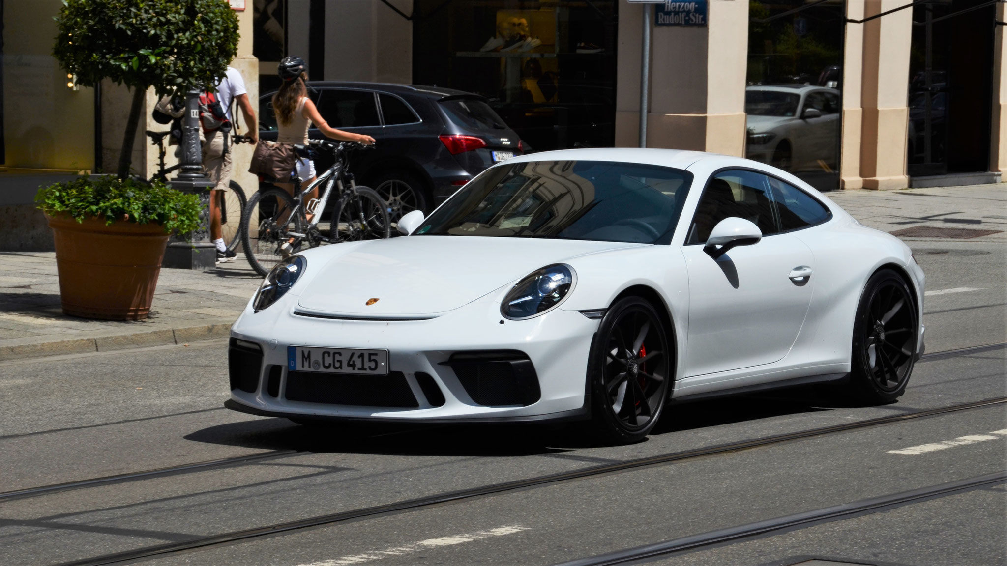 Porsche 991 GT3 Touring Package - M-CG-415