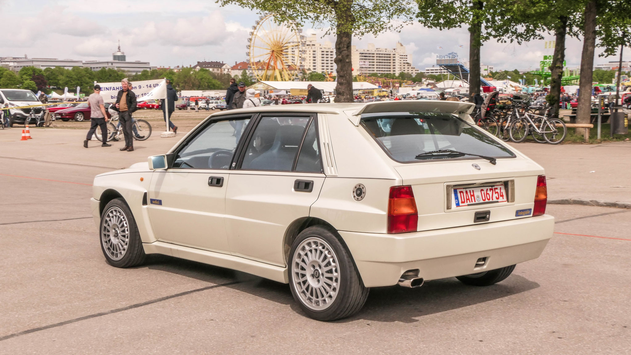 Lancia Delta Integrale - DAH-06754