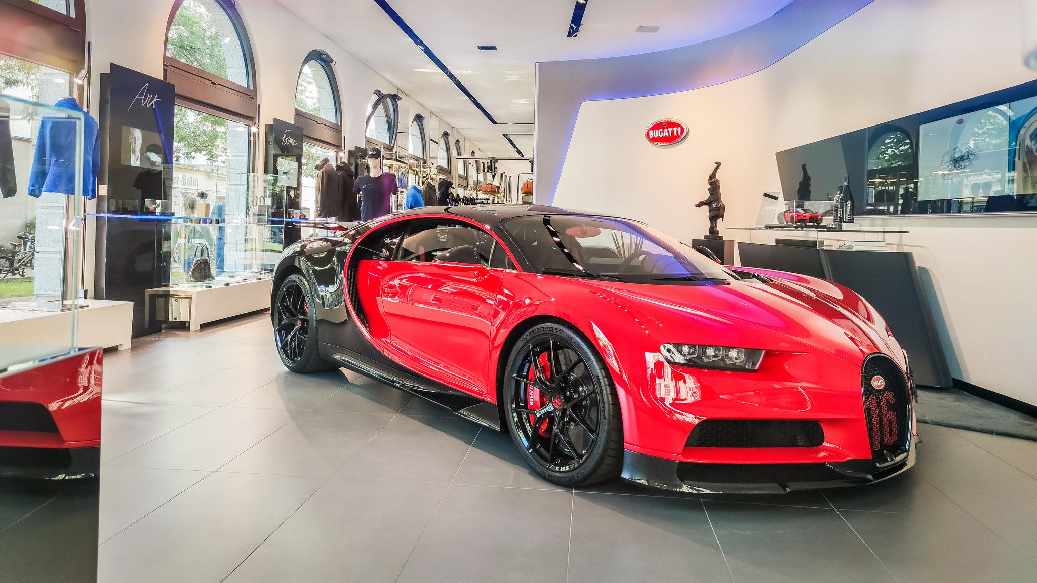 Bugatti Chiron Sport - F-CB-12