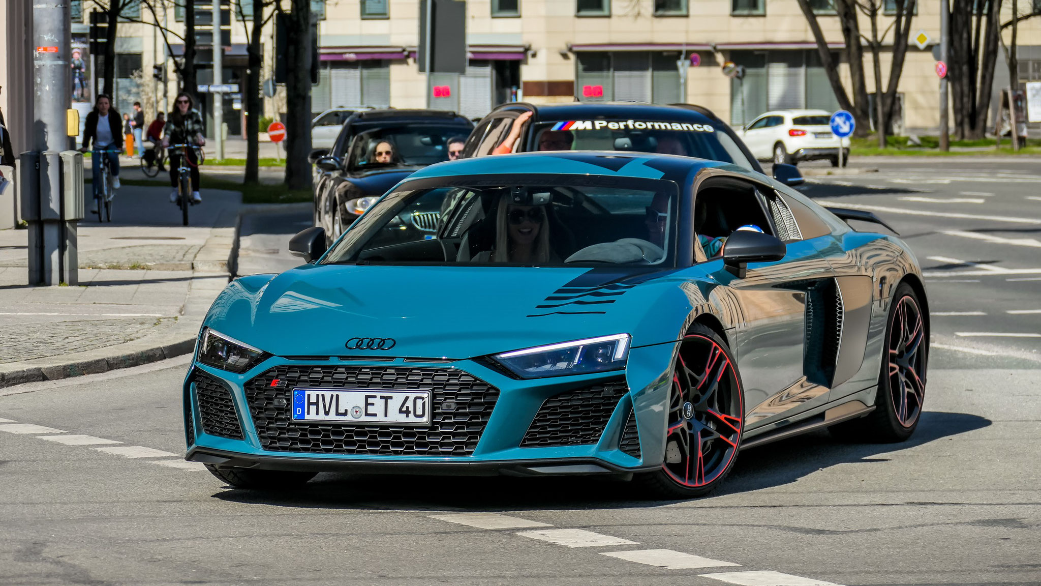 Audi R8 V10 Green Hell Edition - HVL-ET-40