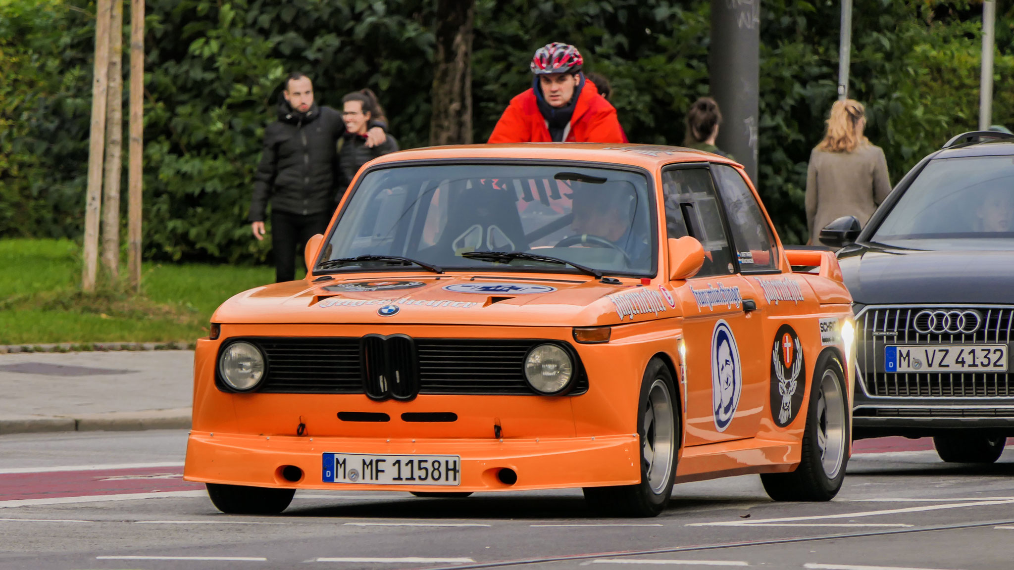 BMW 2002 Rally - M-MF-1158H