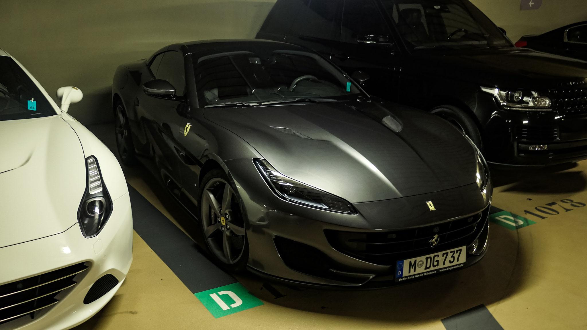 Ferrari Portofino - M-DG-737