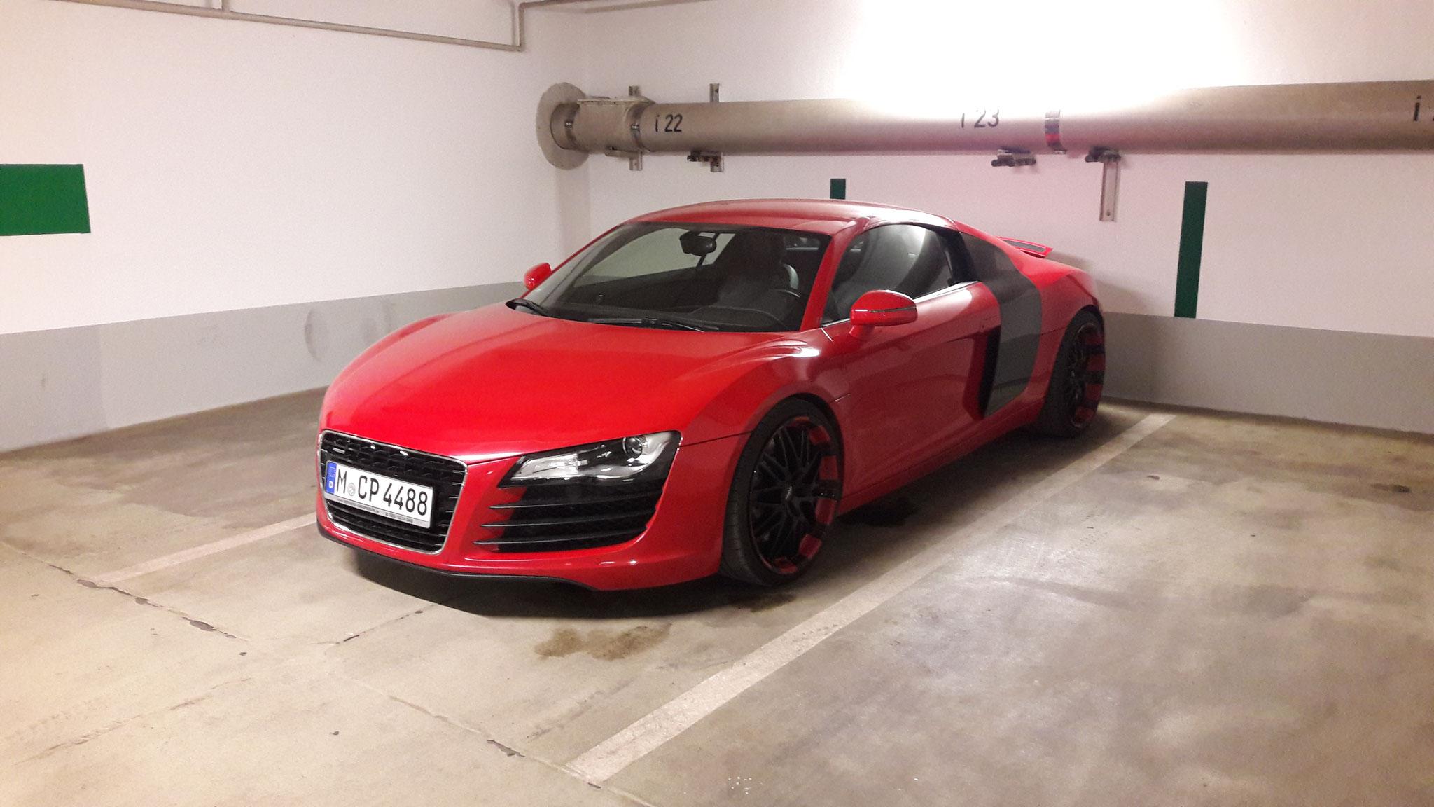 Audi R8 - M-CP-4488