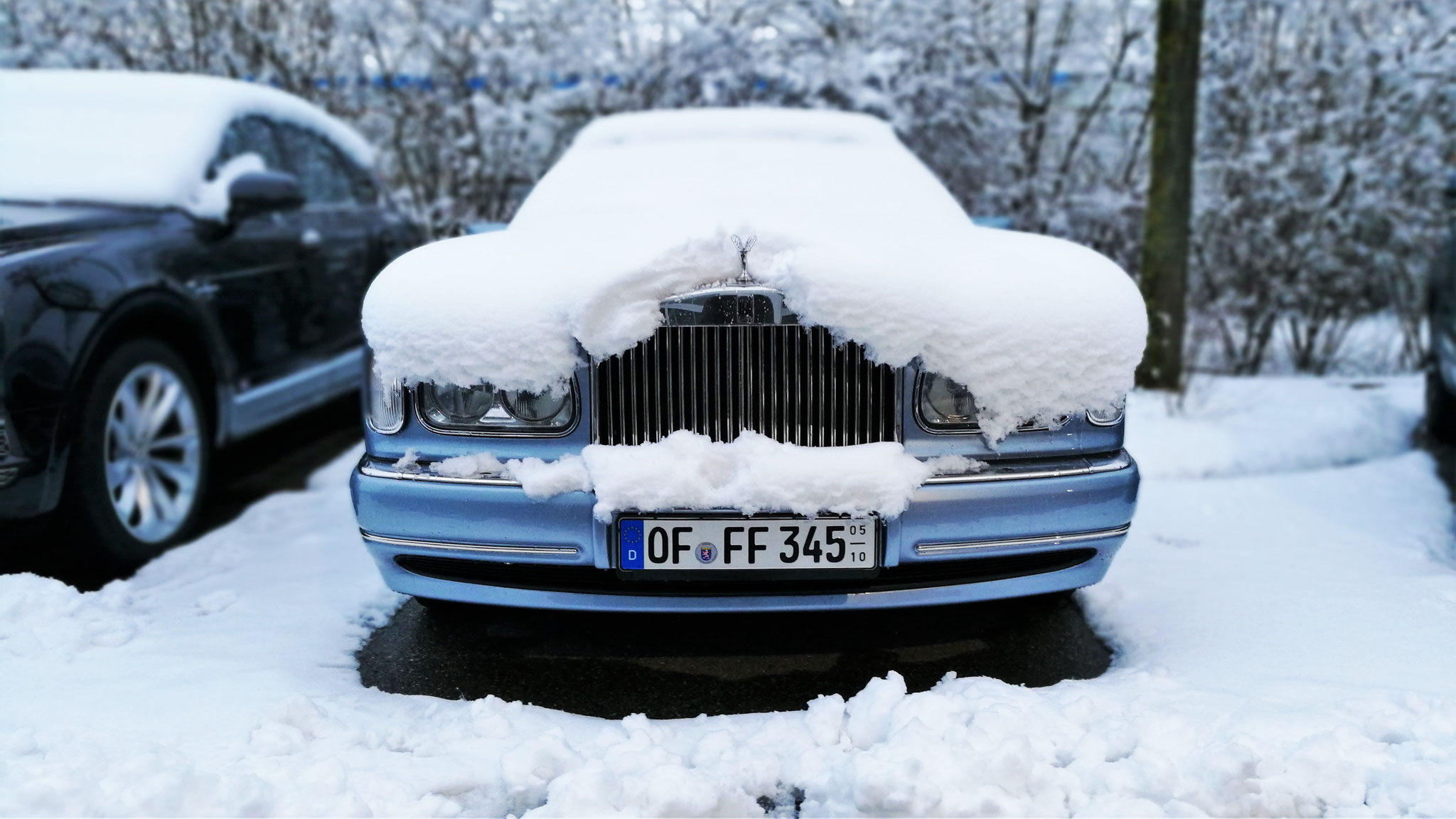 Bentley Arnage - OF-FF-345