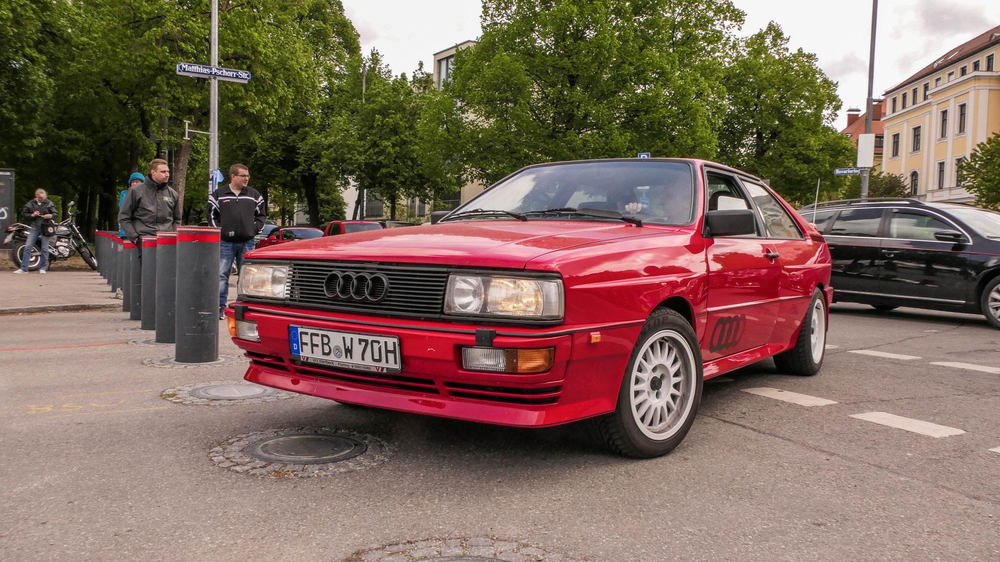 Audi quattro - FFB-W-70H