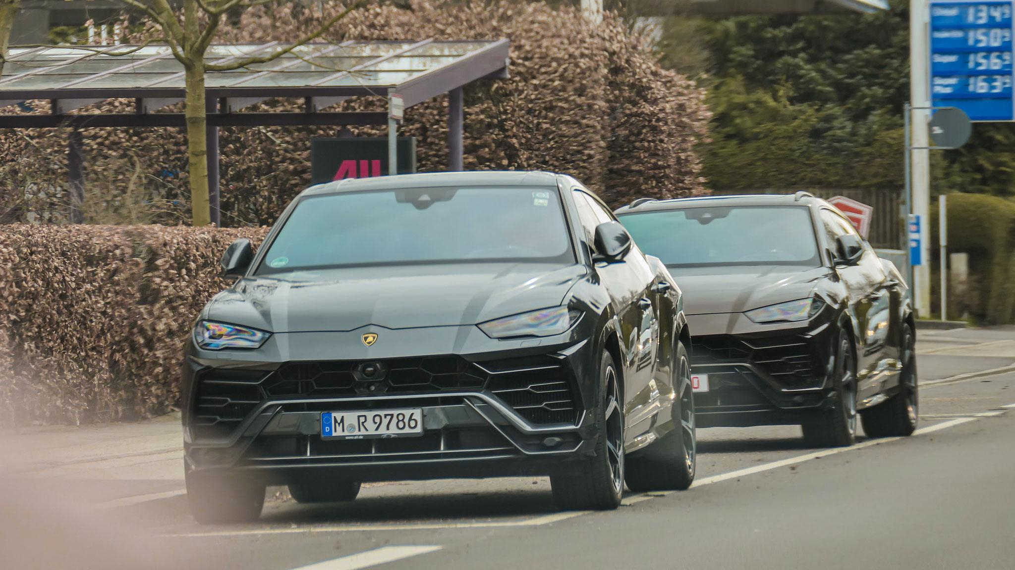 Lamborghini Urus - M-R-9786