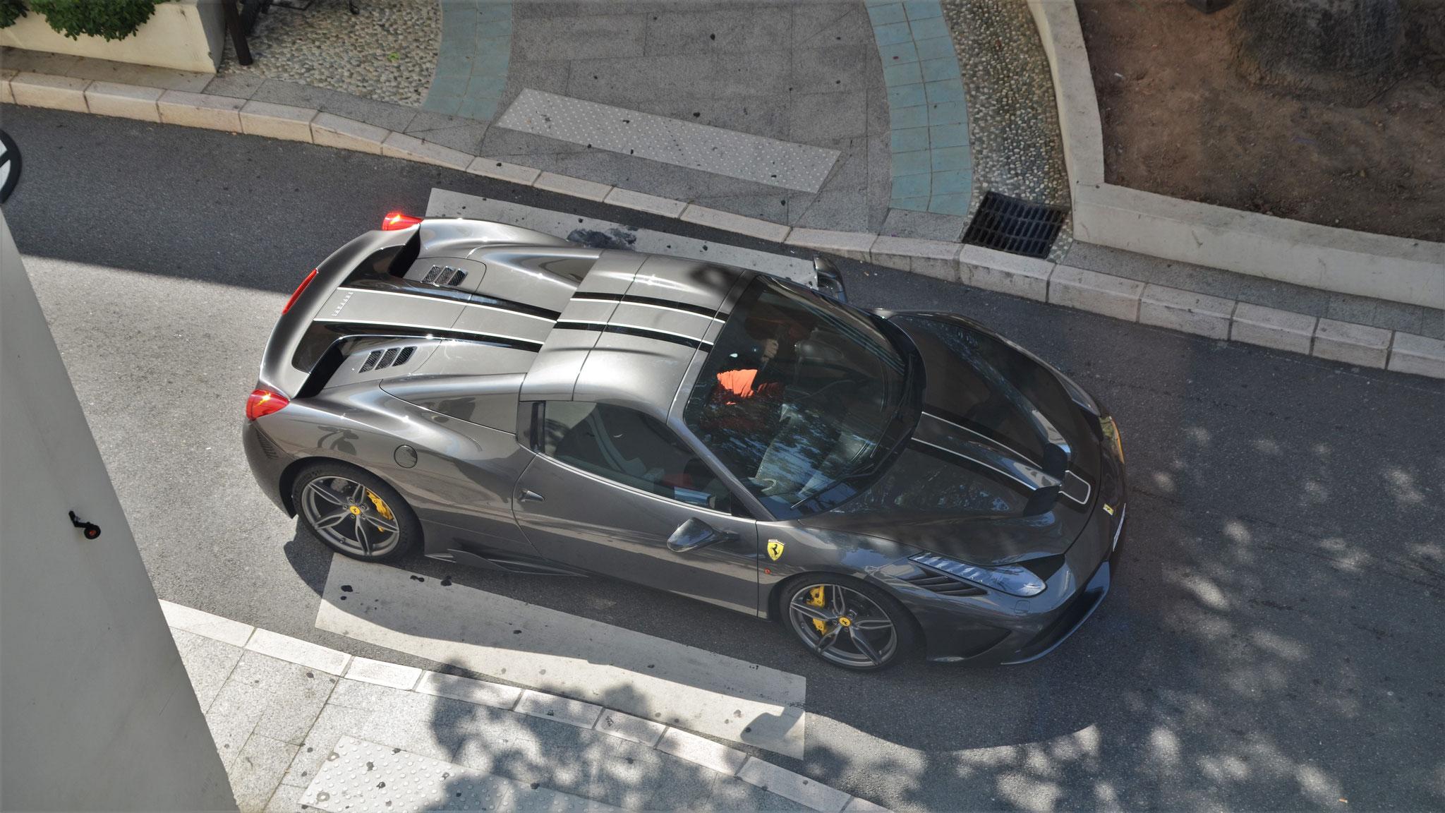 Ferrari 458 Speciale Aperta - C570 (MC)