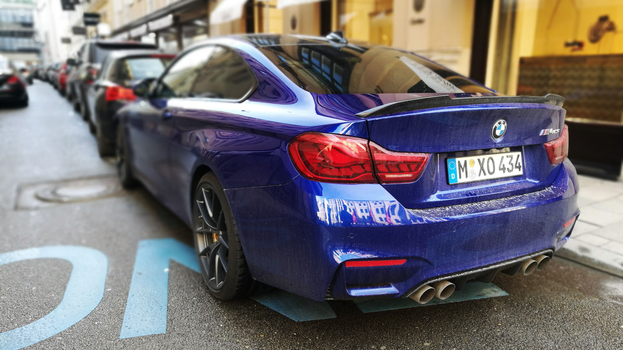 BMW M4 CS - M-XO-434