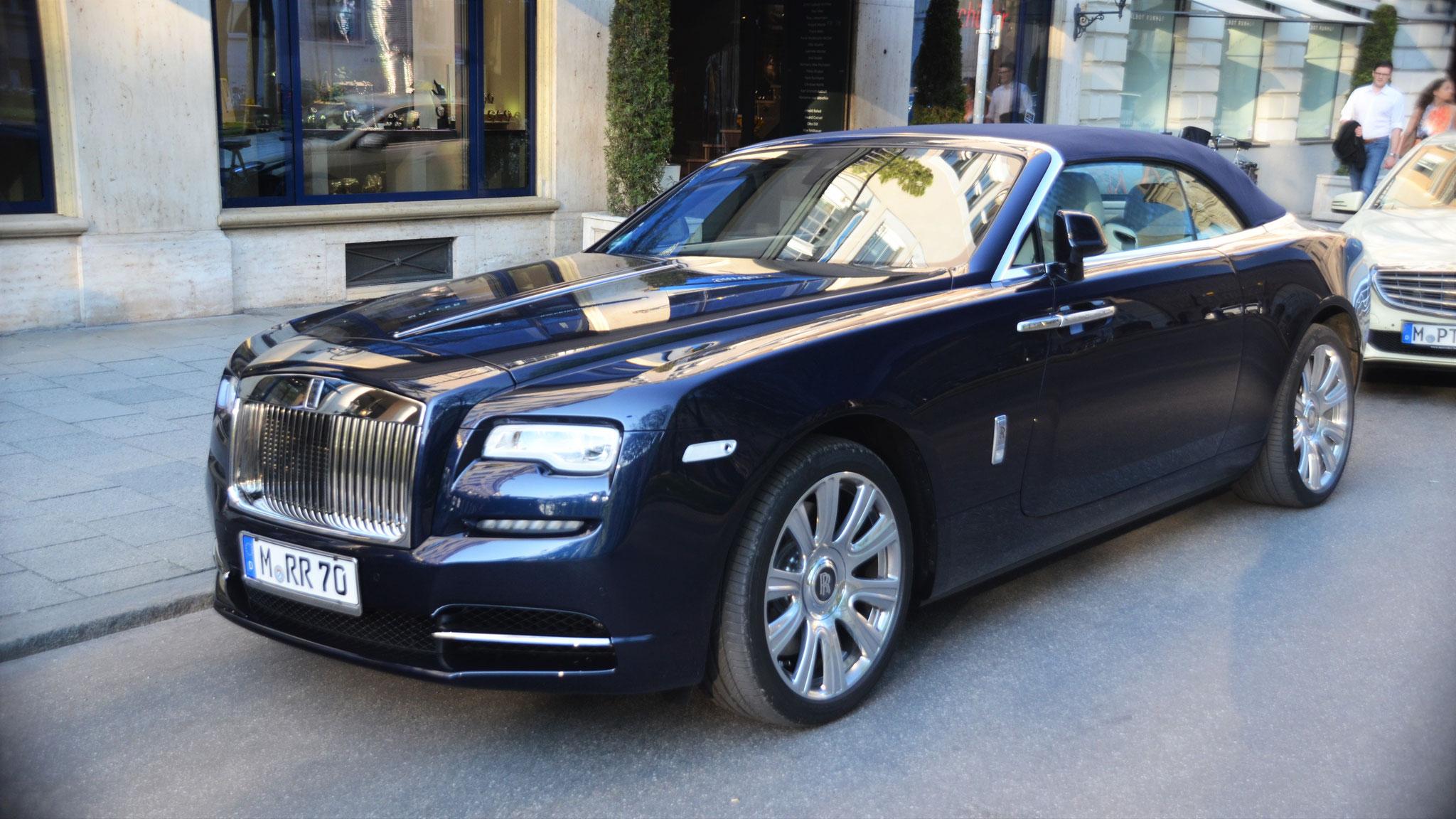Rolls Royce Dawn - M-RR-70