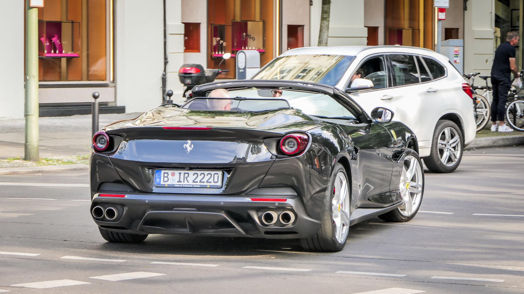 Ferrari Portofino - B-IR-2220