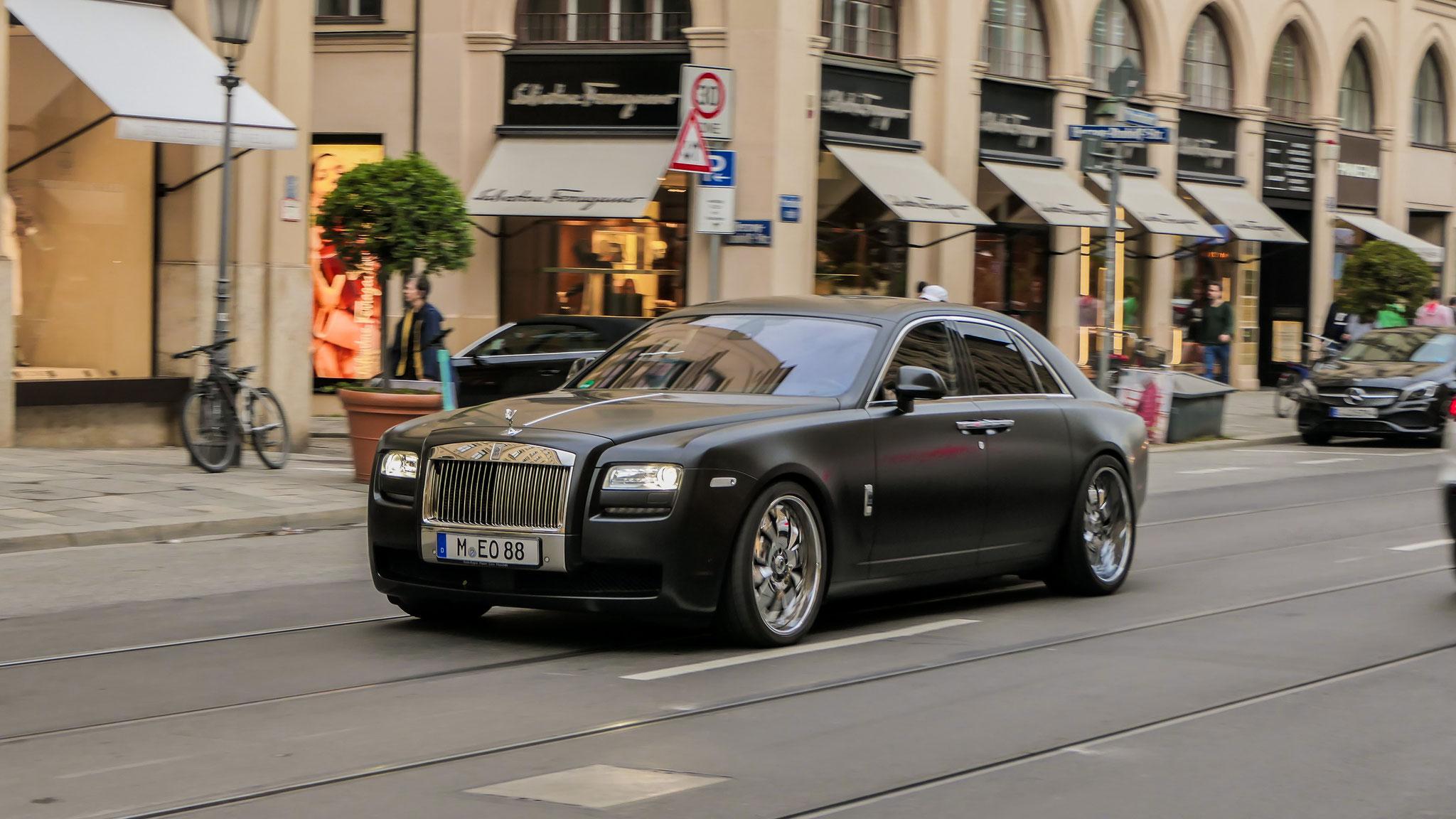 Rolls Royce Ghost - M-EO-88
