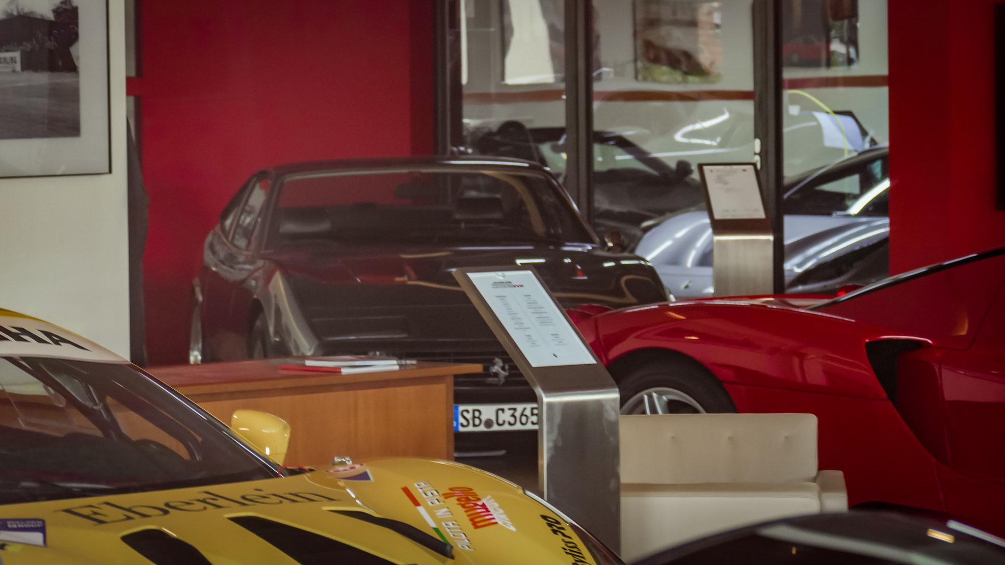Ferrari 365 GTC4 - SB-C-365H