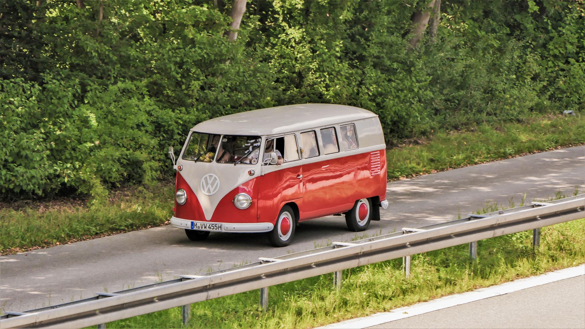 VW T1 - M-VW-455H