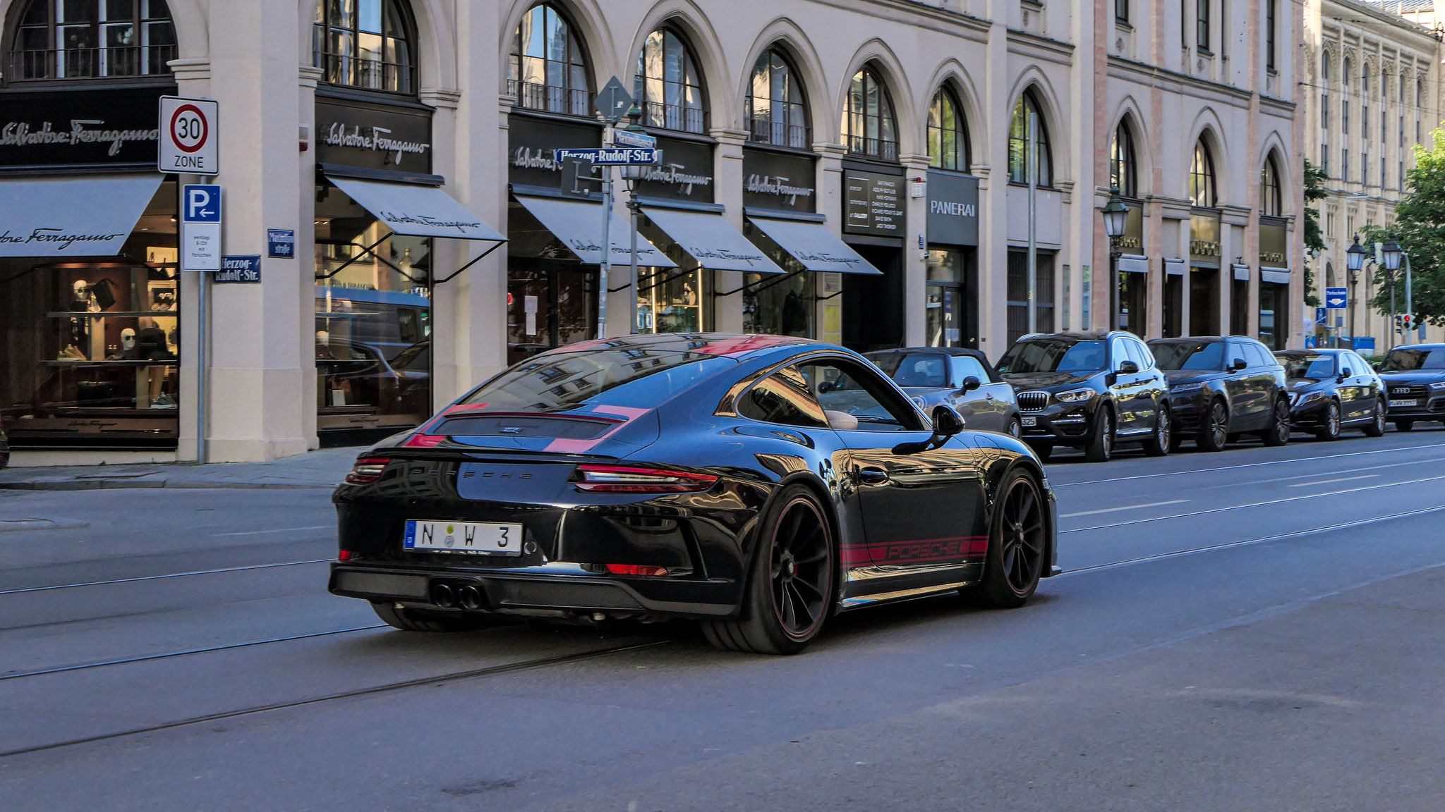 Porsche 991 GT3 Touring Package - N-W-3