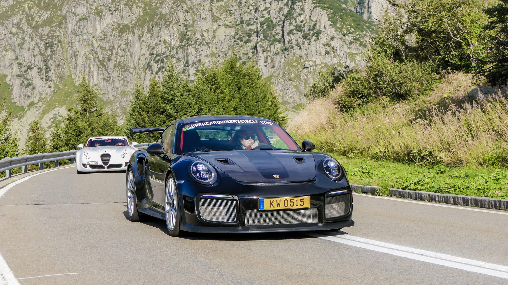 Porsche GT2 RS - KW-0515 (LUX)