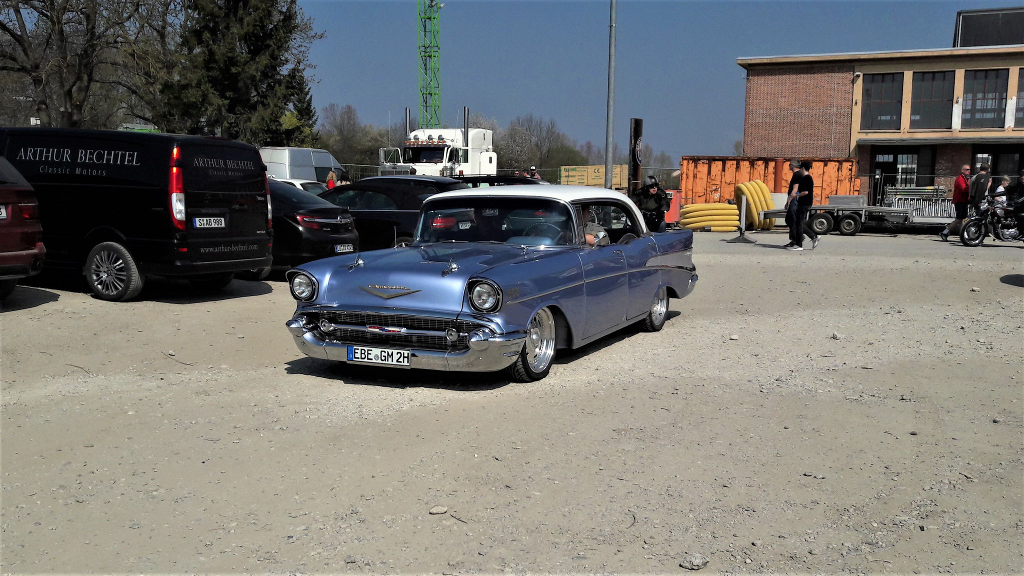 Chevrolet Bel Air - EBE-GM-2H