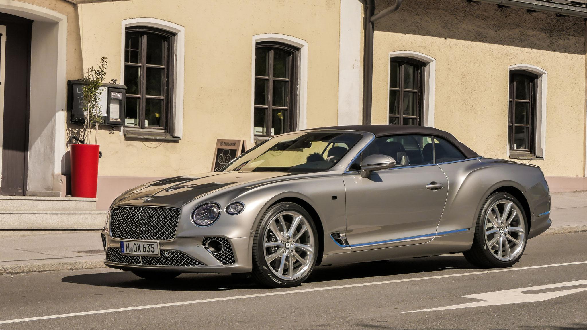 Bentley Continental GTC - M-OX-635