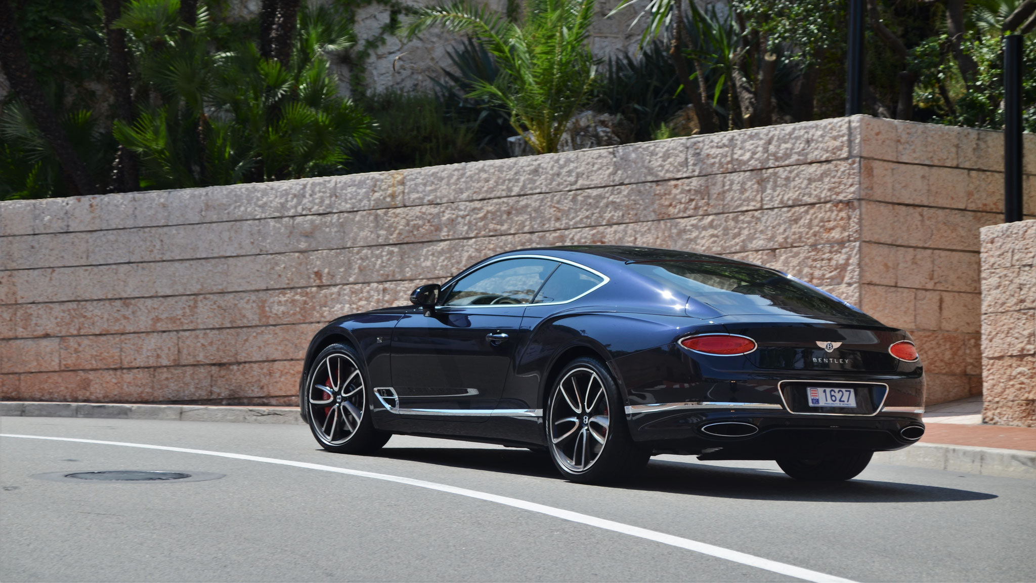 Bentley Continental GT - 1627 (MC)