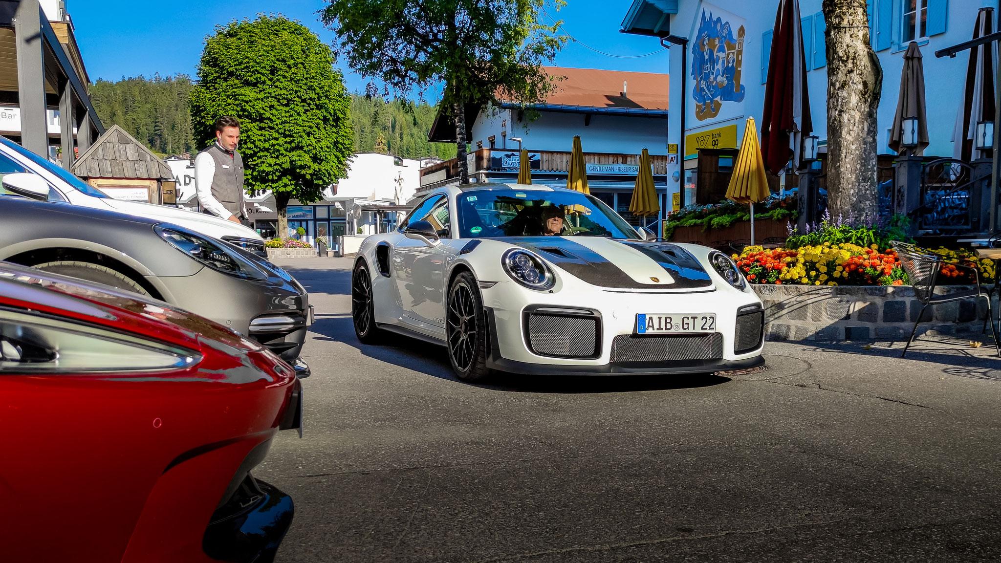 Porsche GT2 RS - AIB-GT-22
