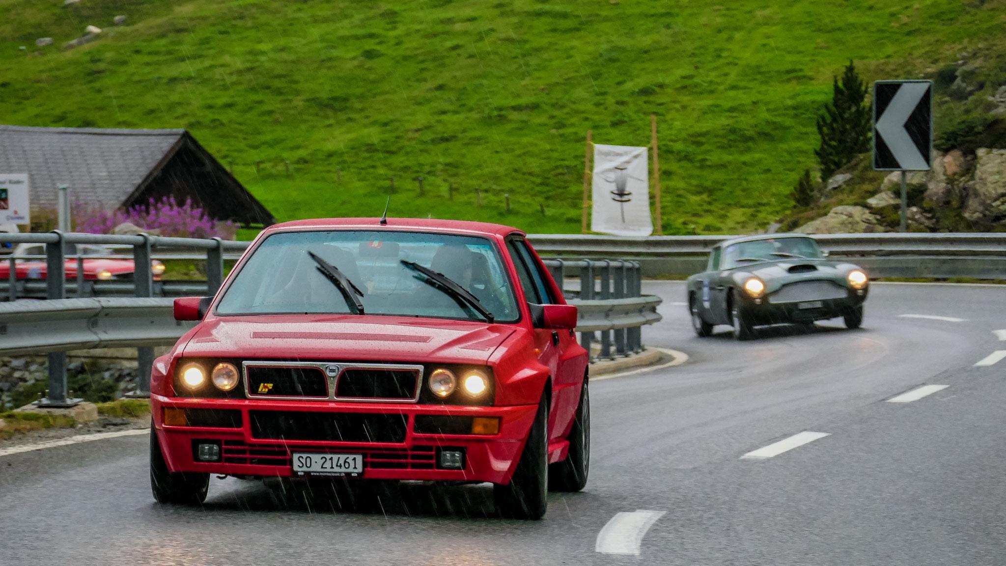 Lancia Delta HF Integrale - SO-21461 (CH)