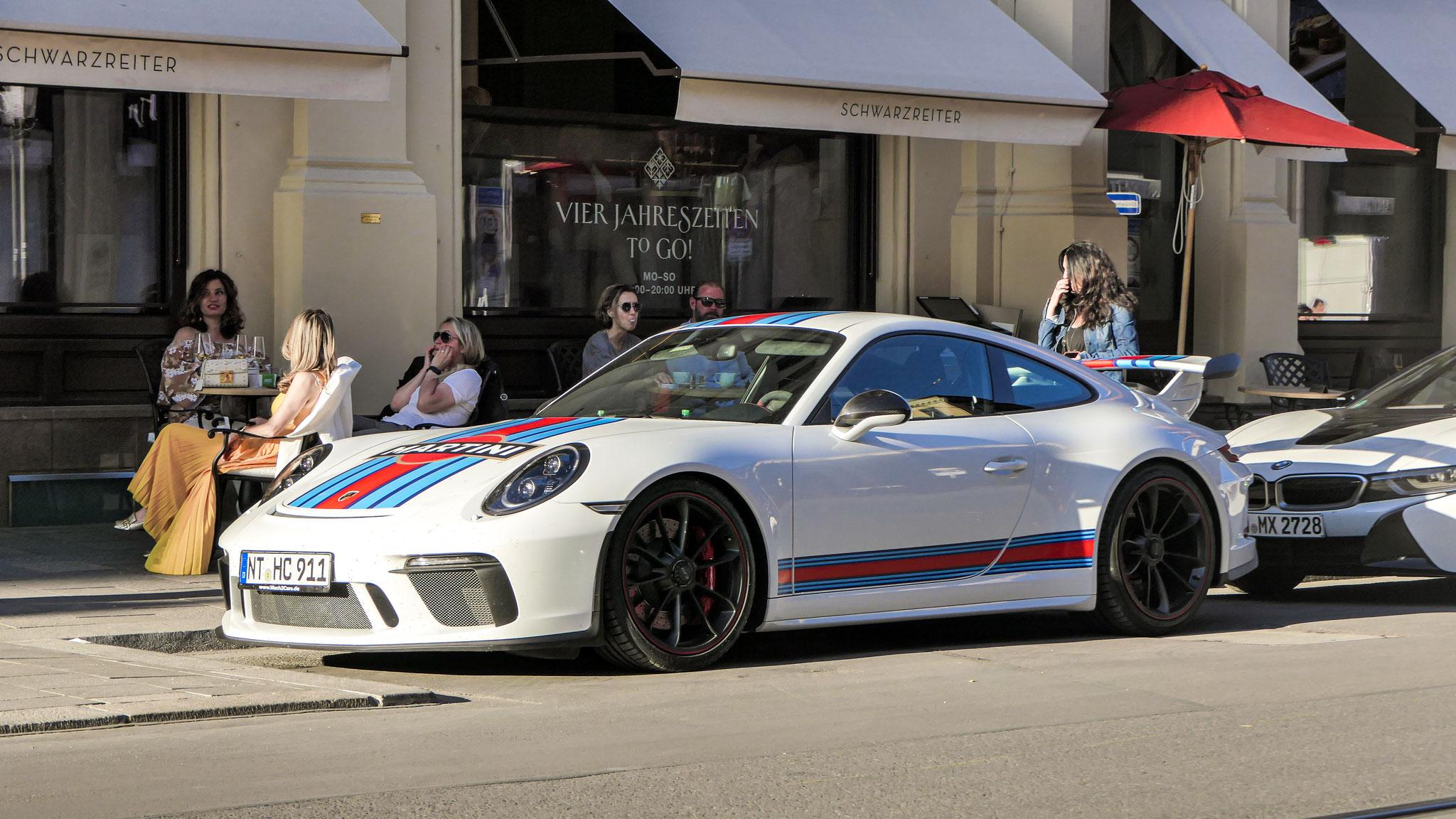 Porsche 991 GT3 - NT-HC-911
