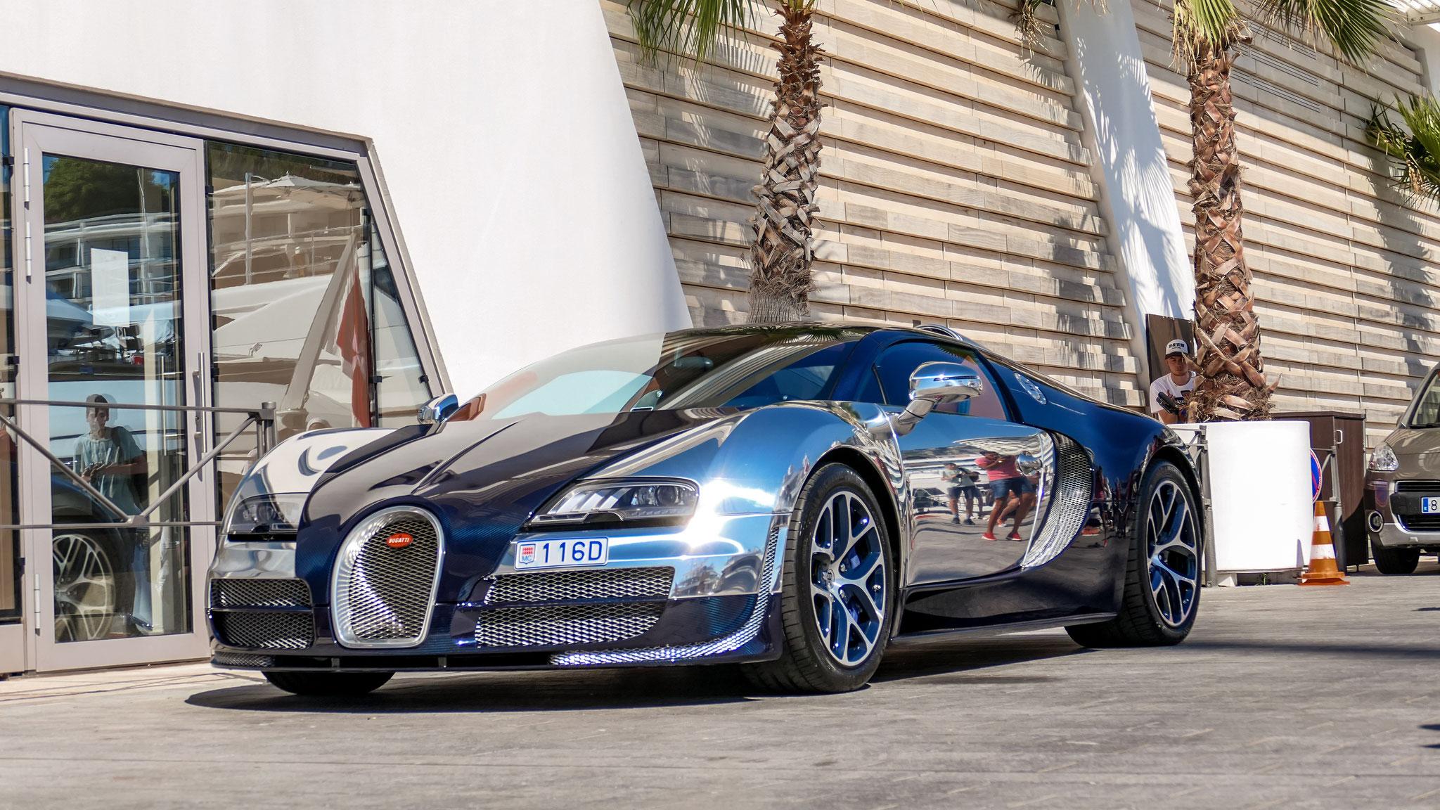 Bugatti Veyron Grand Sport Vitesse - 116D (MC)