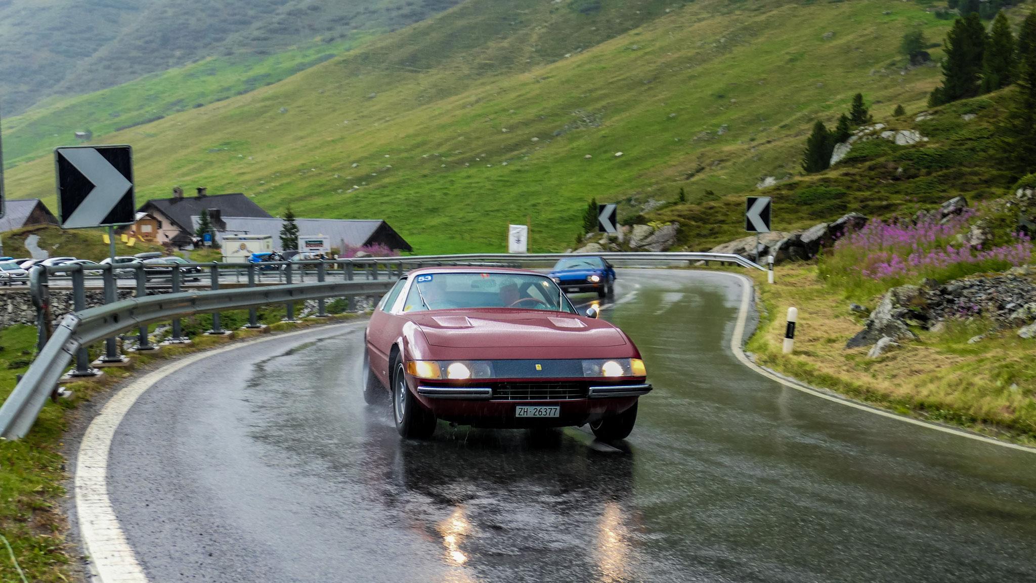Ferrari 365 Daytona - ZH-26377 (CH)