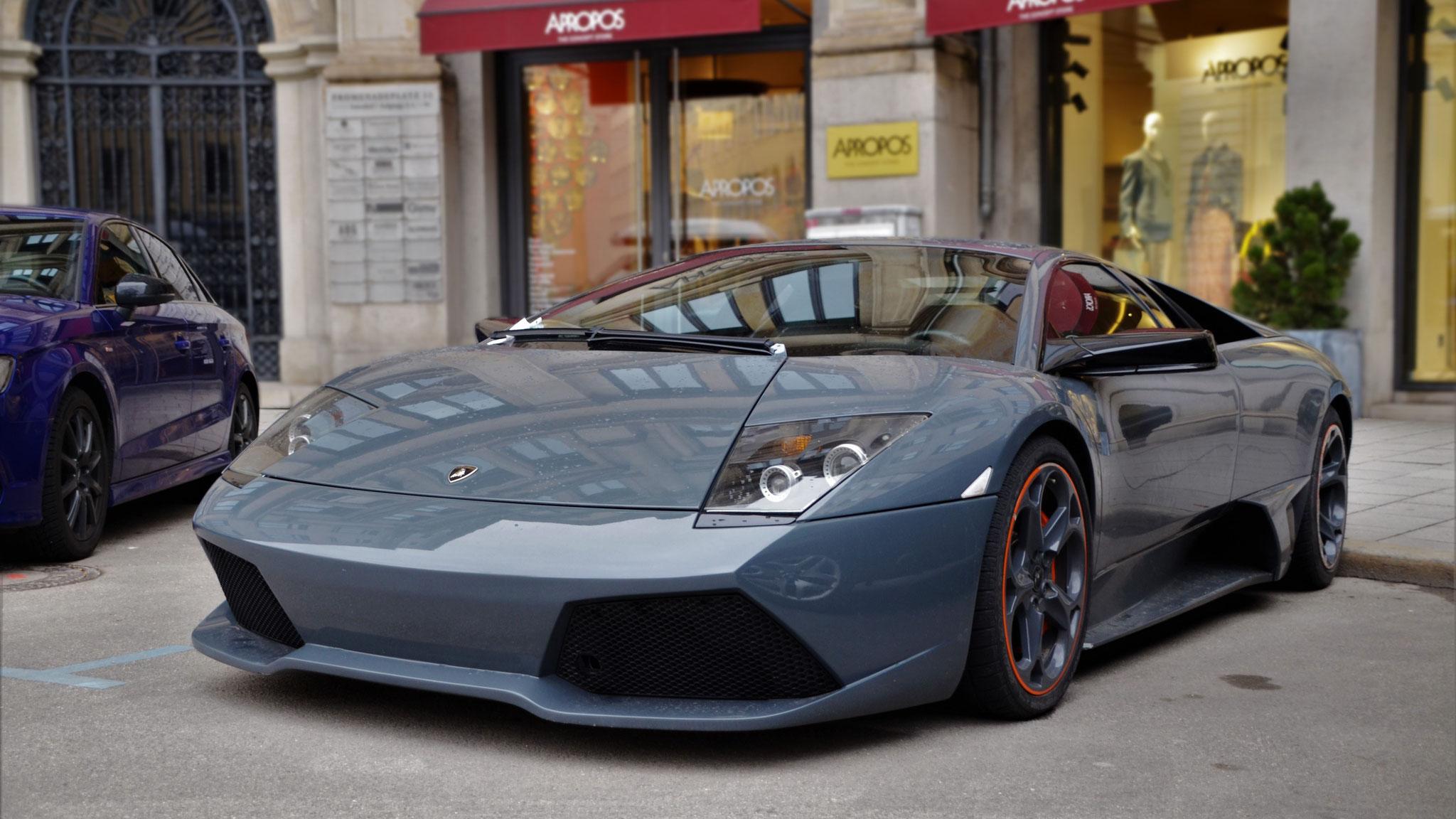 Lamborghini Murcielago - DW-1M666 (PL)