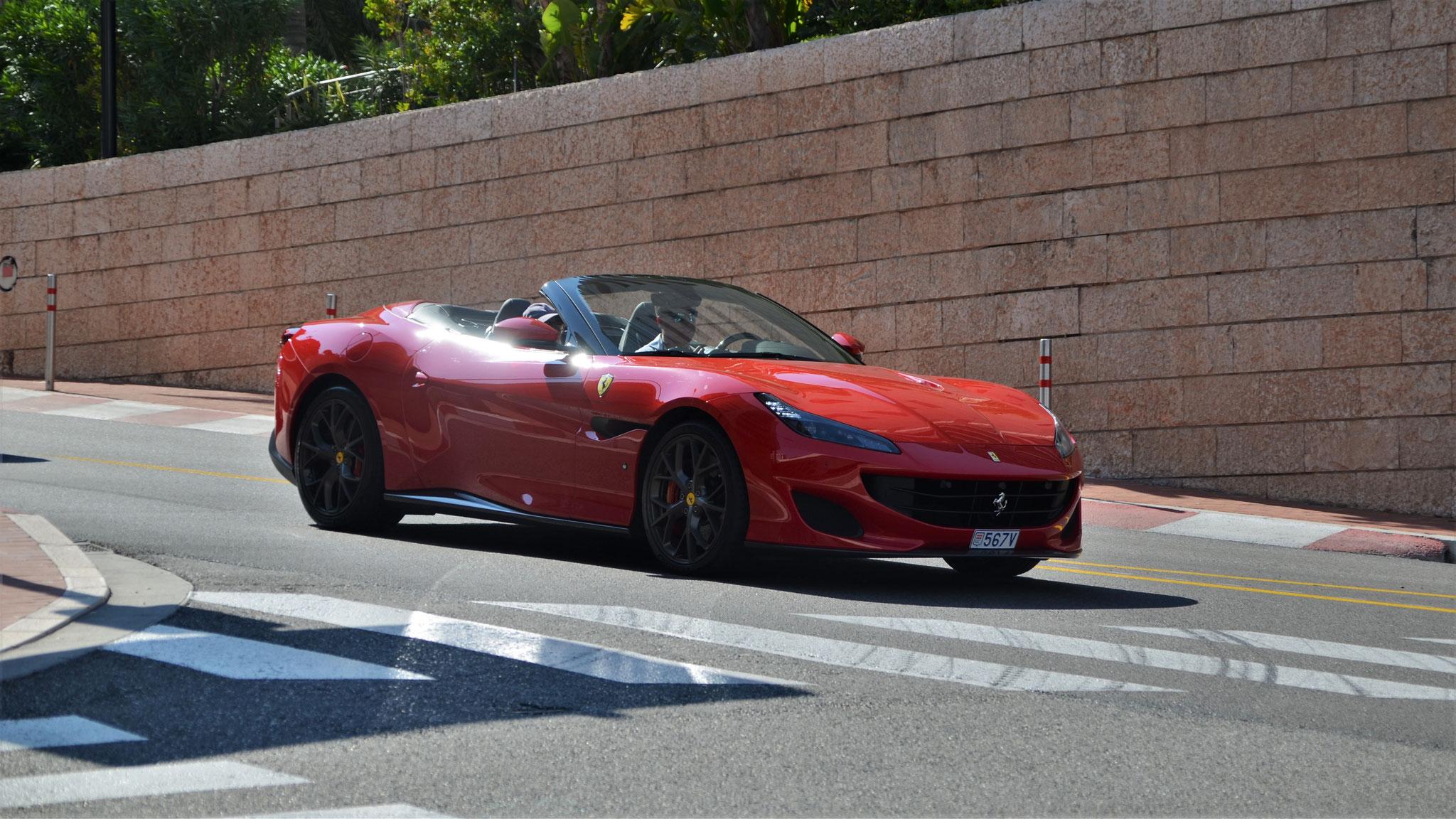 Ferrari Portofino - 567V (MC)