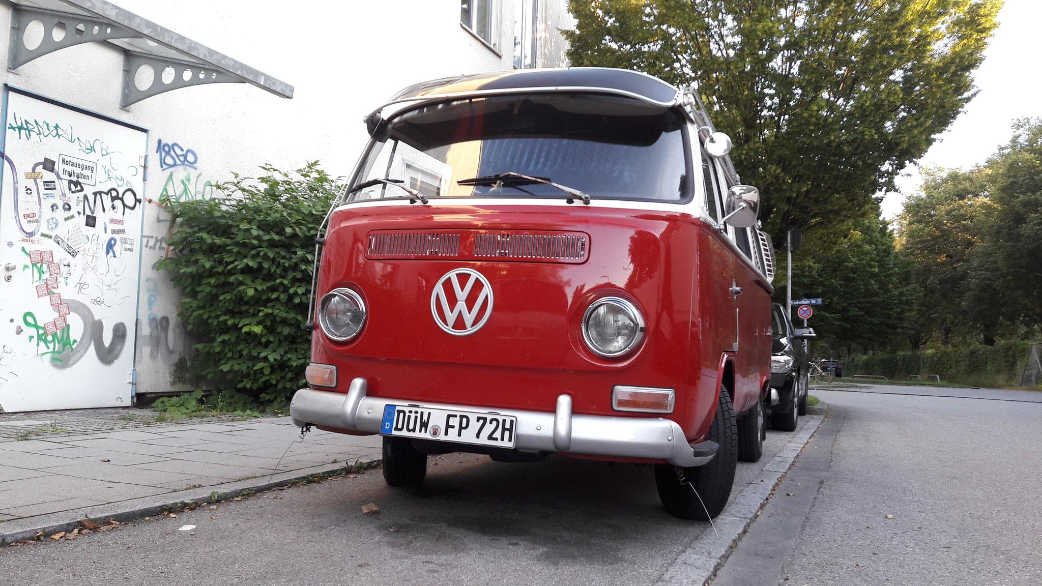 VW T2 - DÜW-FP-72H
