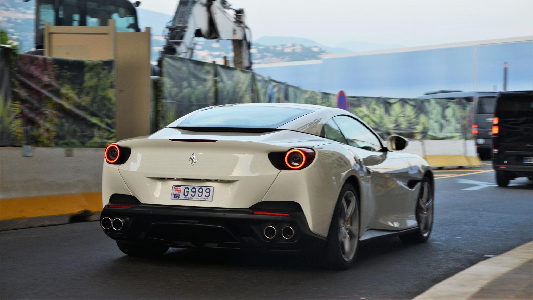 Ferrari Portofino - G999 (MC)